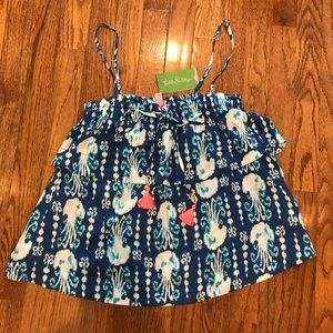 NWT Lilly Pulitzer Mays Top